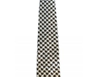 Houndstooth Neck Tie