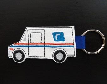 Mail Truck Key Fob