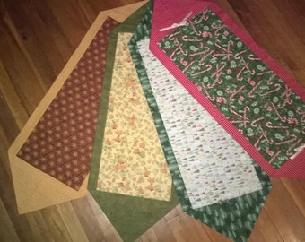 Made to order table runner