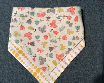Bib, Butterfly bib, baby girl bib, baby shower