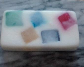 Rainbow color Block