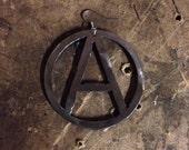 Anarchy - earring