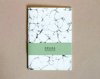 Marbled Notebook 009 - One of a Kind