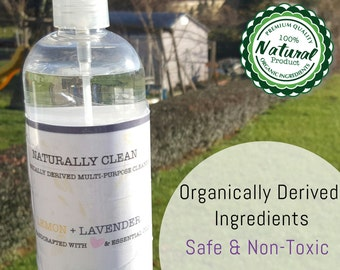 Naturally Clean Multi-Purpose Cleaner