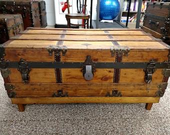 Antique Trunk Number 103