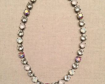 Classic Crystal LuLu 8.5mm Necklace