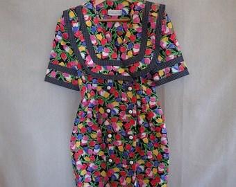 SPRING SALE! Tulip Dress