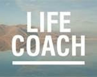 Phone and mail 2 hour  life coach consultation