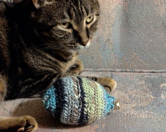 Catnip Crochet Ball