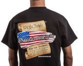 Constitution Back Only T Shirt