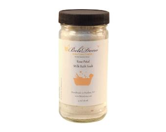 Rose Petal Milk Bath Soak