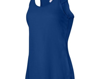 Add On/ Upgrade to Ladies Flowy Racerback Tank Top