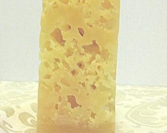 Yellow Ice Candle