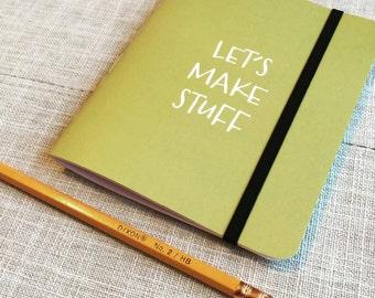 Let's Make Stuff doodlebook