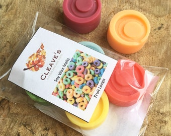 Fruit Loops Scented Soy Wax Melts