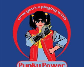 Punky Brewster T-Shirt