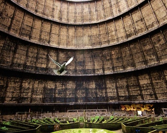 Cooling tower, urbex