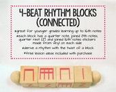 Rhythm Blocks - Class Set of 30