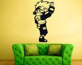 rvz1734 Wall Decal Sticker Anime Manga Poster Girl Naruto Final Fantasy Hero Face featured image