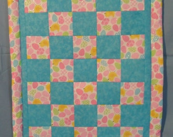 Easter Wall Hanging Quilt