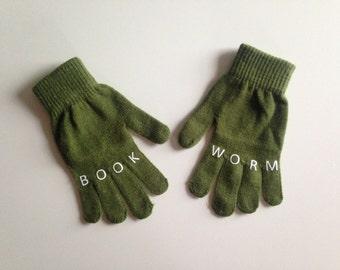 Book Worm Gloves