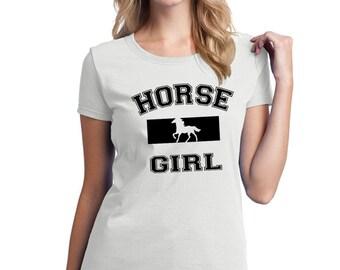 Horse Girl Tshirt