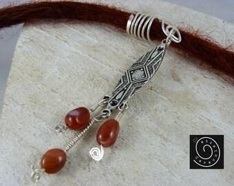 "Dread Dreadperlen ""Ethno"", Rasta beads, jewelry, Rasta jewelry"