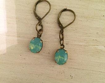 Pacific Opal Earrings