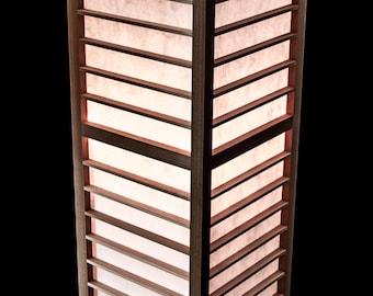 Shoji LED Floor Lamp