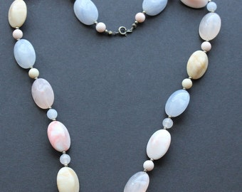 Peach Colored Stone Etsy