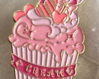 CREAM pin accessory