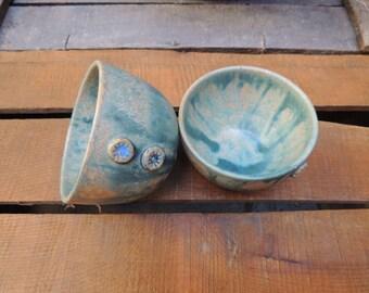 Galaxy stoneware Cup