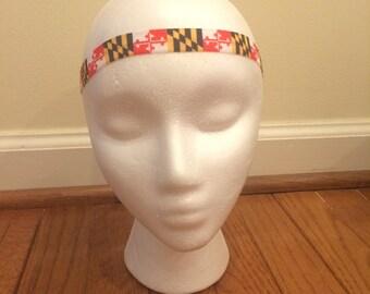 2 Maryland Elastic Headband
