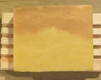 Handmade Cold Process Soap Bar Patchouli Scent