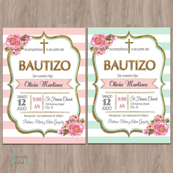 awesome plantillas para de bautizo with de bautizo gratis para editar