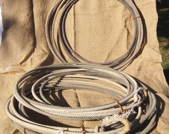 ROPING LARIAT used by COWBOYS in Rodeo Competition - Only One Left to Sell