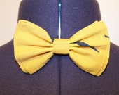 FREE SHIPPING! Adjustable Pretied Bow Tie for Men Cole