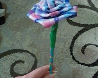 Reinforced Ribbon Roses