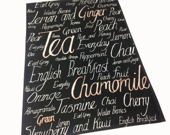 Tea Towel 'Time for Tea'