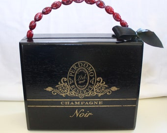 Perdomo Cigar Box Purse