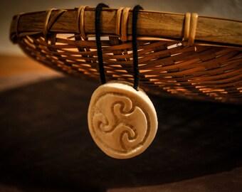 Bone pendant
