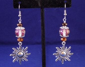 Honey Sun earrings