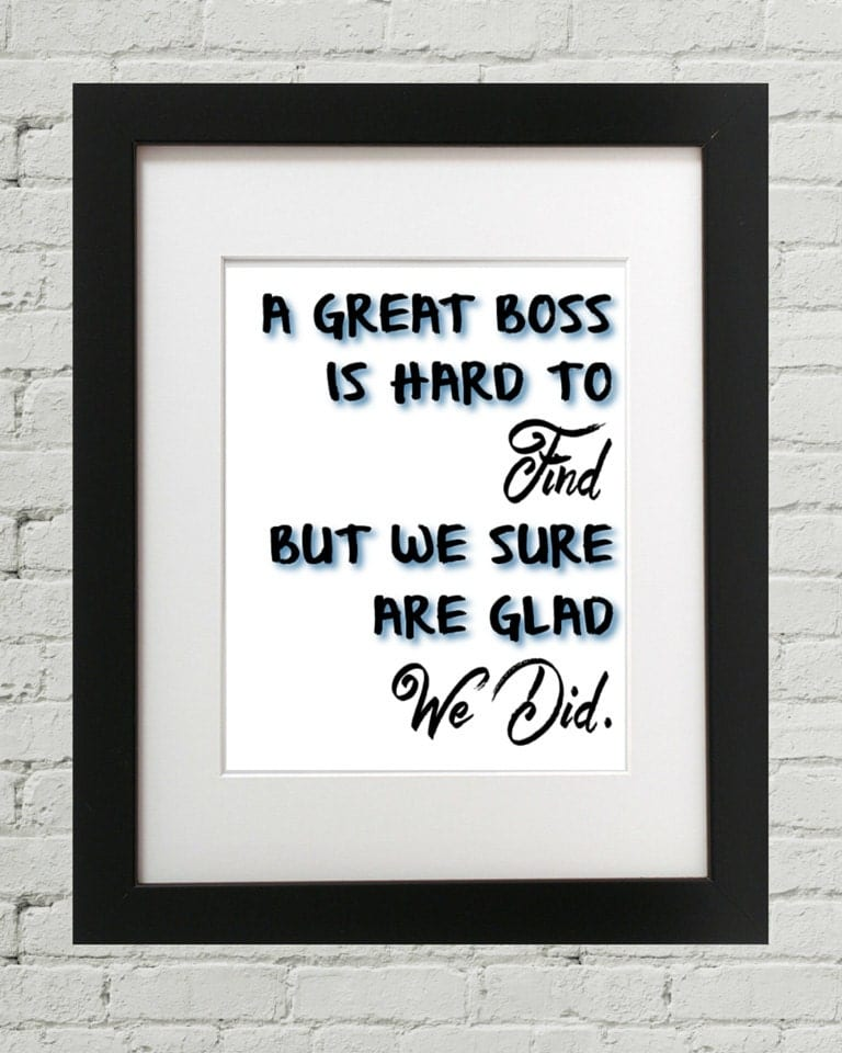 good bosses Good bosses 212 likes 1 talking about this let's share thoughts on what we truly believe good bosses should do enough complaining about bad bosses.