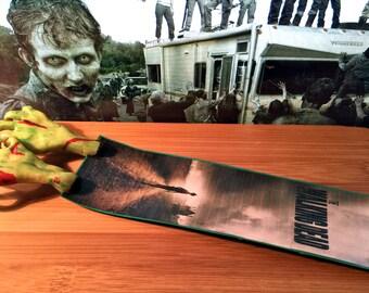 Walking Dead inspired Zombie hands bookmark