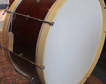 American Bass Drum, c. 1920s