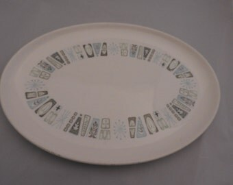 Taylor Smith Taylor Jamaica Bay Small Platter