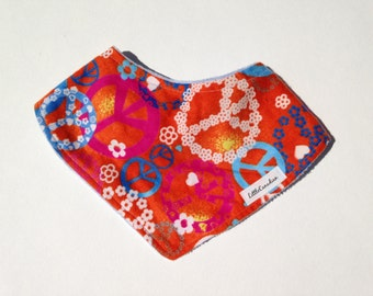 Glow In The Dark Baby Bandana Bib
