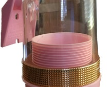 NEW in package Mamie Eisenhower Pink Solo Cup Dispenser