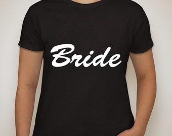 Bridal T-shirt sets