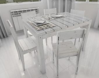 Table 4 seater LENTELE